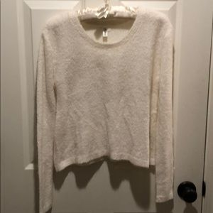 BP Ivory knit sweater